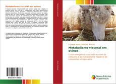 Обложка Metabolismo visceral em ovinos