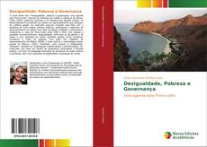 Portada del libro de Desigualdade, Pobreza e Governança