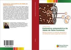 Estimativa osteométrica da idade de fetos humanos kitap kapağı