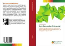 Capa do livro de Arte-Educação-Ambiental
