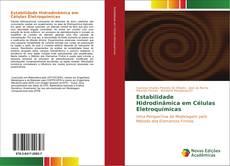 Portada del libro de Estabilidade Hidrodinâmica em Células Eletroquímicas