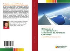 Capa do livro de O Design e a acessibilidade de cadeirantes às Aeronaves Comerciais