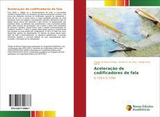 Bookcover of Aceleração de codificadores de fala