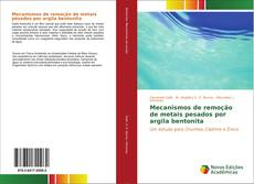 Capa do livro de Mecanismos de remoção de metais pesados por argila bentonita