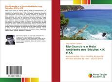 Capa do livro de Rio Grande e o Meio Ambiente nos Séculos XIX e XX