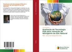 Capa do livro de Avaliação da Tecnologia PSA para remoção de Nitrogênio do Gás Natural