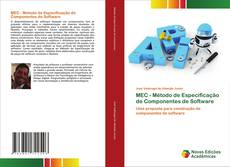 Capa do livro de MEC - Método de Especificação de Componentes de Software