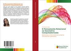 Capa do livro de O Pensamento Relacional na Geometria Computadorizada