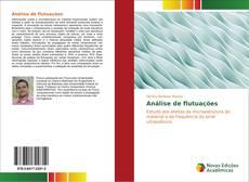 Capa do livro de Análise de flutuações