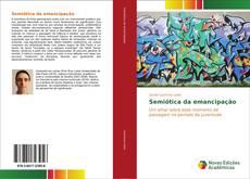 Capa do livro de Semiótica da emancipação