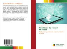 Portada del libro de Qualidade de voz em Wireless