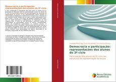Copertina di Democracia e participação: representações dos alunos do 3º ciclo