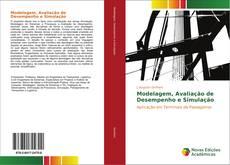 Capa do livro de Modelagem, Avaliação de Desempenho e Simulação