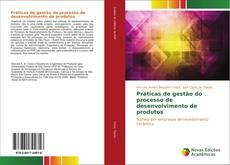 Capa do livro de Práticas de gestão do processo de desenvolvimento de produtos