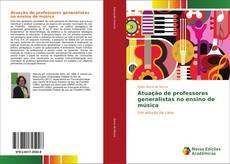 Bookcover of Atuação de professores generalistas no ensino de música