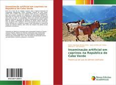 Portada del libro de Inseminação artificial em caprinos na República de Cabo Verde