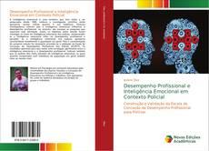 Capa do livro de Desempenho Profissional e Inteligência Emocional em Contexto Policial