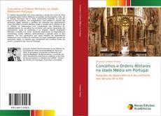 Capa do livro de Concelhos e Ordens Militares na Idade Média em Portugal