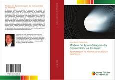 Capa do livro de Modelo de Aprendizagem do Consumidor na Internet