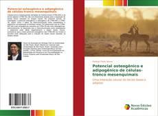 Bookcover of Potencial osteogênico e adipogênico de células-tronco mesenquimais