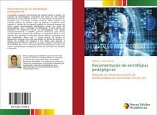 Capa do livro de Recomendação de estratégias pedagógicas