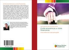 Portada del libro de Ciclos económicos e ciclos financeiros