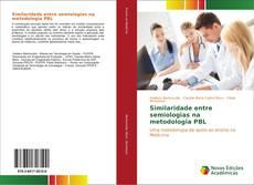Similaridade entre semiologias na metodologia PBL kitap kapağı