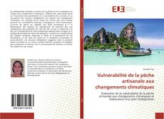 Capa do livro de Vulnérabilité de la pêche artisanale aux changements climatiques