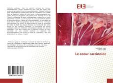 Buchcover von Le coeur carcinoide