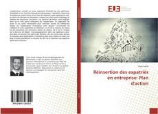 Обложка Réinsertion des expatriés en entreprise: Plan d'action