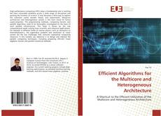 Couverture de Efficient Algorithms for the Multicore and Heterogeneous Architecture