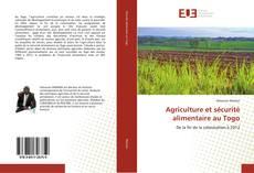 Couverture de Agriculture et sécurité alimentaire au Togo