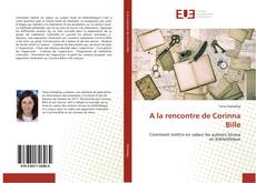 Bookcover of A la rencontre de Corinna Bille