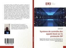 Bookcover of Système de contrôle des appels basé sur le protocole SIP