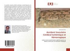 Copertina di Accident Vasculaire Cérébral Ischémique et Hémorragique
