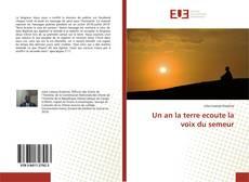 Buchcover von Un an la terre ecoute la voix du semeur