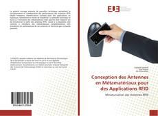 Couverture de Conception des Antennes en Métamatériaux pour des Applications RFID