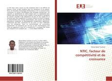Copertina di NTIC, facteur de compétitivité et de croissance