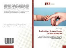 Evaluation des pratiques professionnelles kitap kapağı