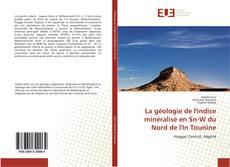 Portada del libro de La géologie de l'indice minéralisé en Sn-W du Nord de l'In Tounine