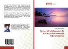 Capa do livro de Forces et faiblesses de la RDC dans les relations interafricaines