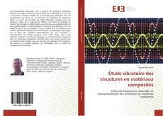 Capa do livro de Étude vibratoire des structures en matériaux composites