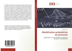 Portada del libro de Modélisation probabiliste du pronostic