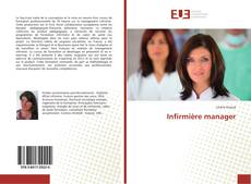 Bookcover of Infirmière manager
