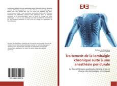 Borítókép a  Traitement de la lombalgie chronique suite à une anesthésie peridurale - hoz