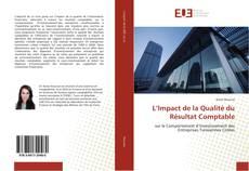 Bookcover of L'Impact de la Qualité du Résultat Comptable