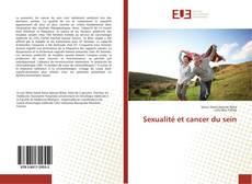 Sexualité et cancer du sein kitap kapağı