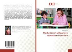 Couverture de Médiation et Littérature Jeunesse en Librairie