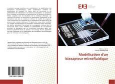 Обложка Modélisation d'un biocapteur microfluidique
