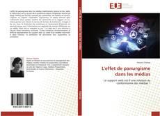 Bookcover of L'effet de panurgisme dans les médias